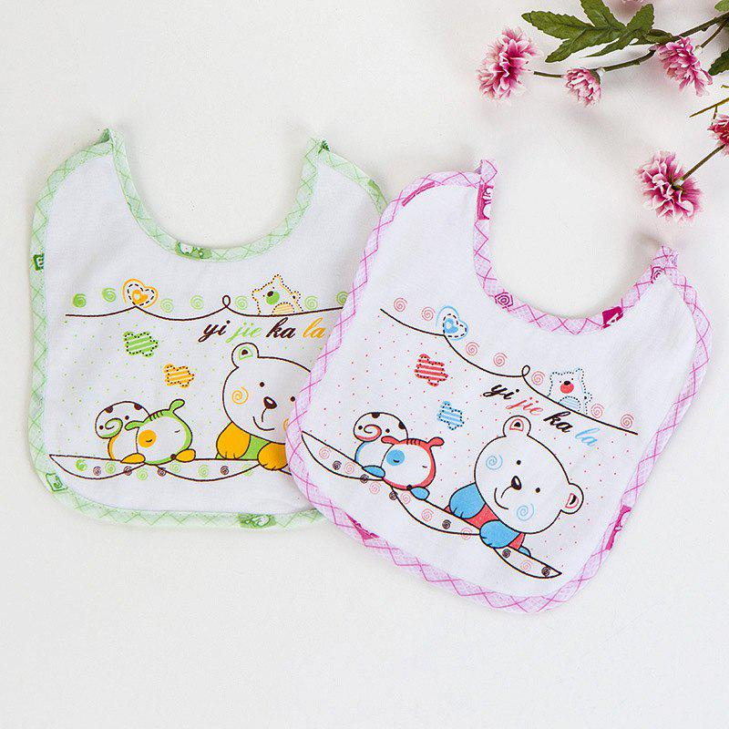 Affordable Eco Cotton Mouth Towel Baby Bib