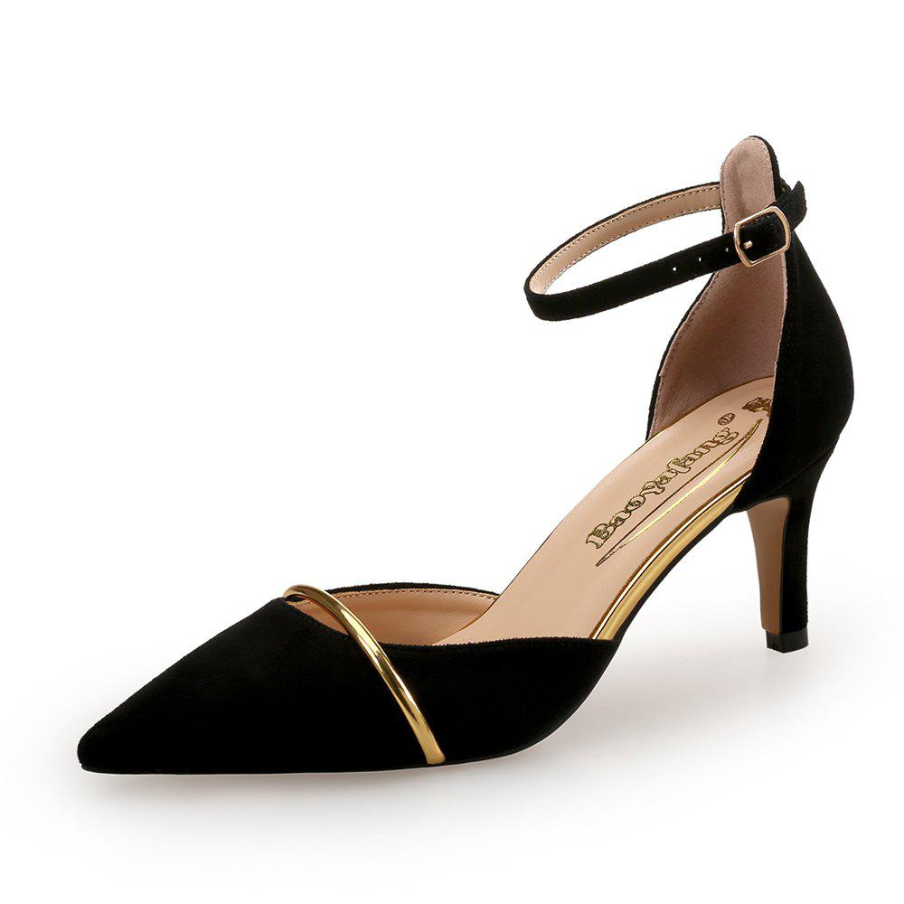 Online Pointed hollow Simple Women'S Shoes