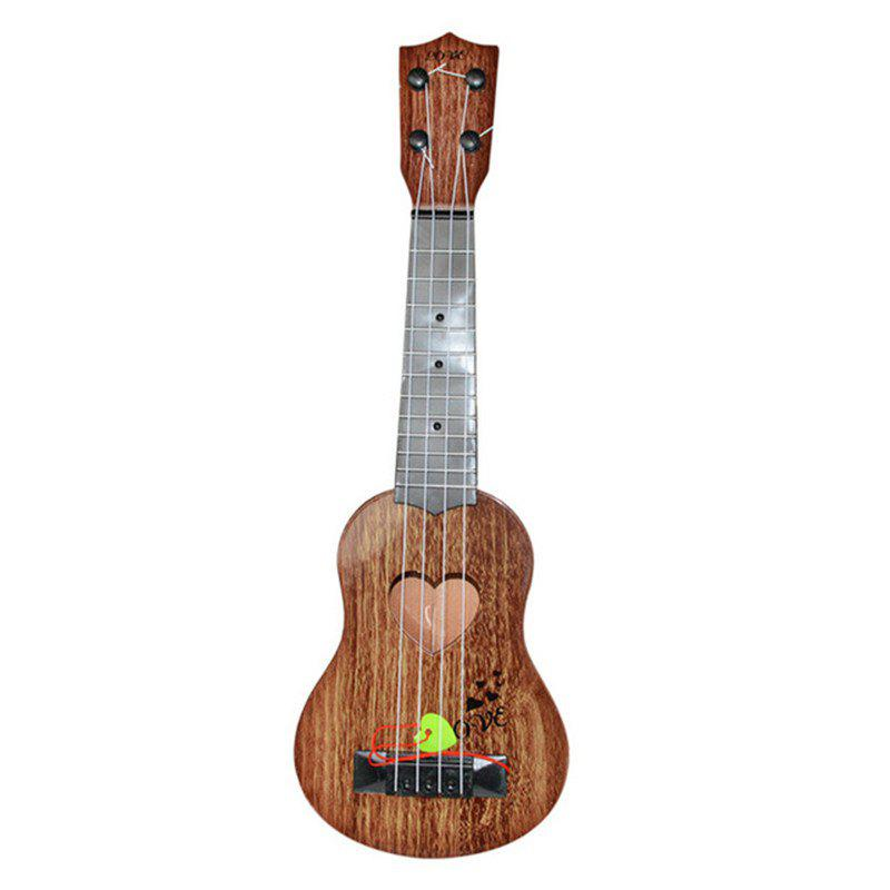 Outfits Mini Classical Ukulele Guitar 4 Strings Educational Musical Instrument Toy