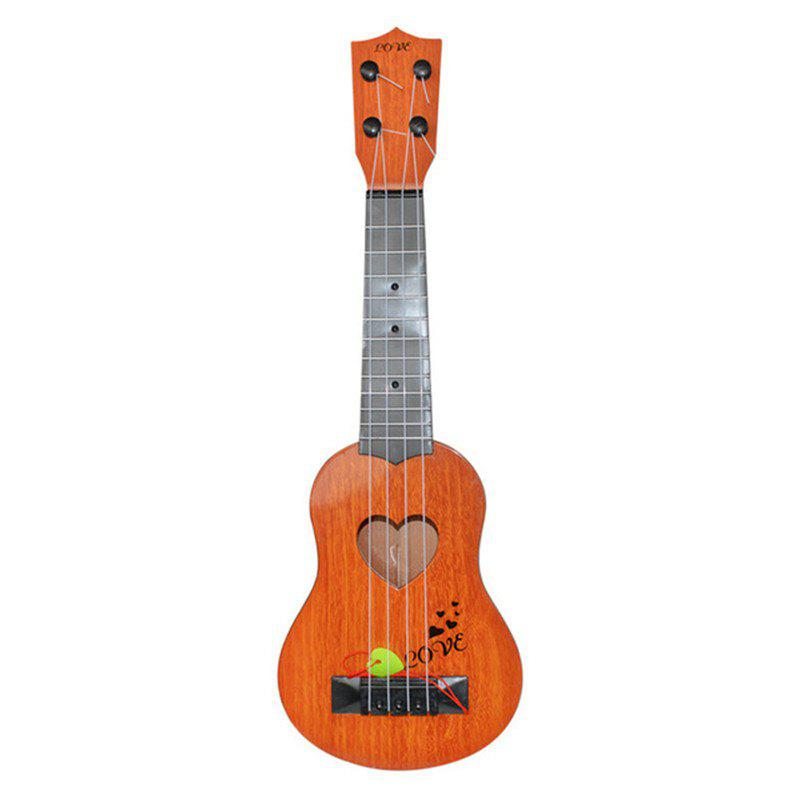 New Mini Classical Ukulele Guitar 4 Strings Educational Musical Instrument Toy