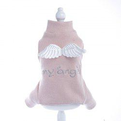 Dog Clothes Pet Clothing Poodle Schnauzer Small Dogs Four Legs Bottoming Shirt -