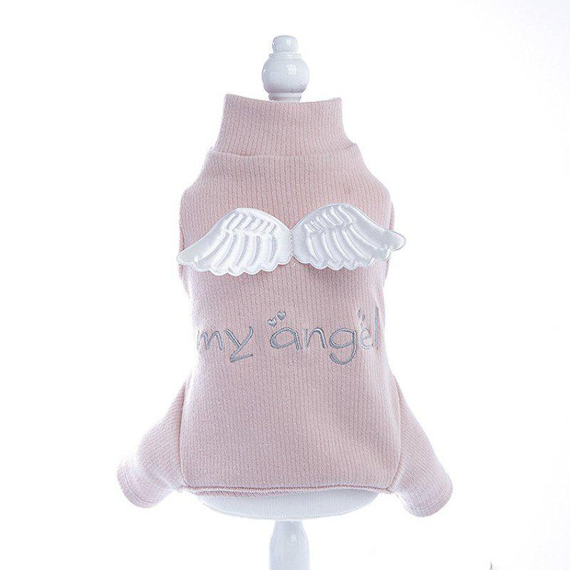 Outfits Dog Clothes Pet Clothing Poodle Schnauzer Small Dogs Four Legs Bottoming Shirt