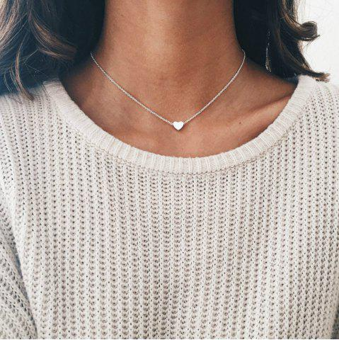 Loving Clavicle Neck Chain