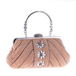 The New Handbag Handle Pearl Bag Fashion Will Set Auger Dinner Packages -