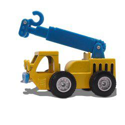 DY-201 High Simulation Toy Moldel Cars -
