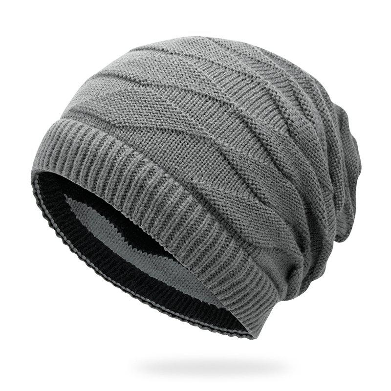 Affordable Double-sided Warm Headgear + Size Code for 56-60cm Head Circumference