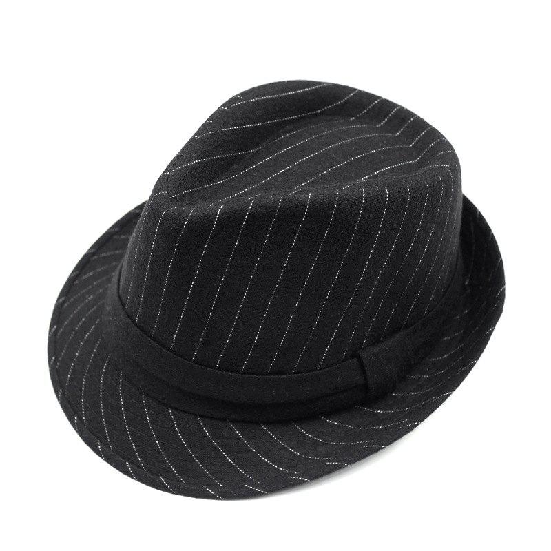Cheap Hat Autumn and Winter Warm Hat Woolen Top Hat + Code 56-58CM Head Circumference
