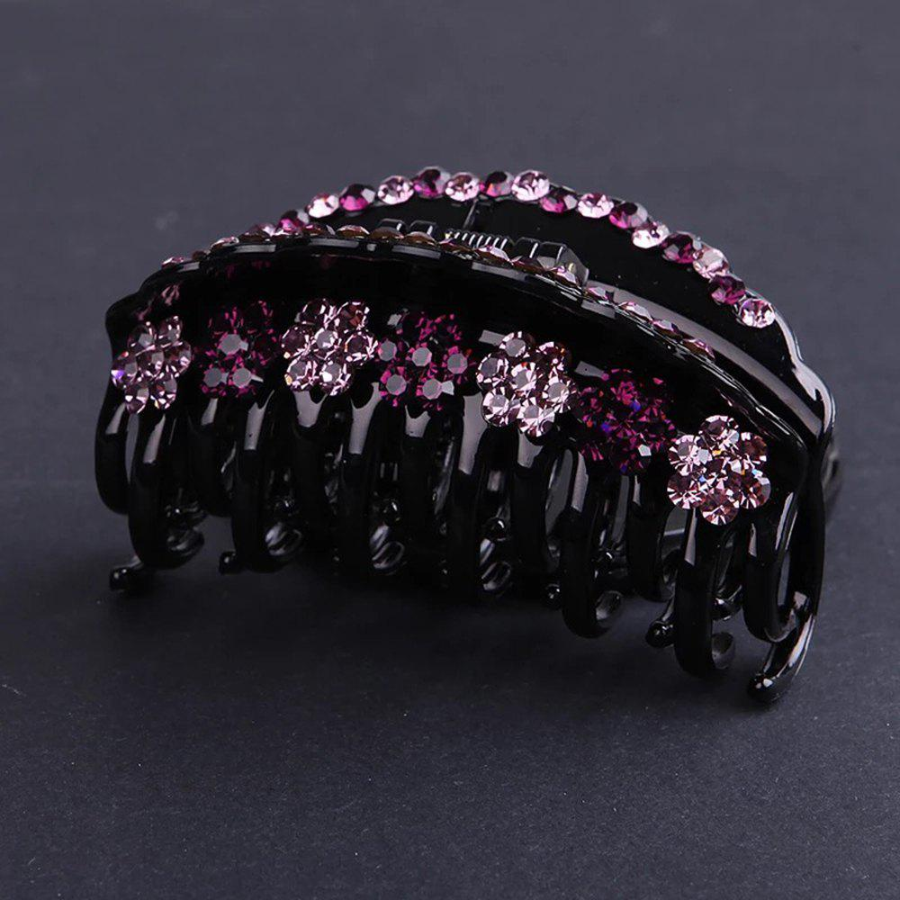 Outfits Large Diamond Hair Decoration Personality Baitao Headdress Grab Hair Clip