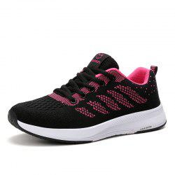 Women'S Sneakers Lightweight Flying Surface Breathable Running Shoes -