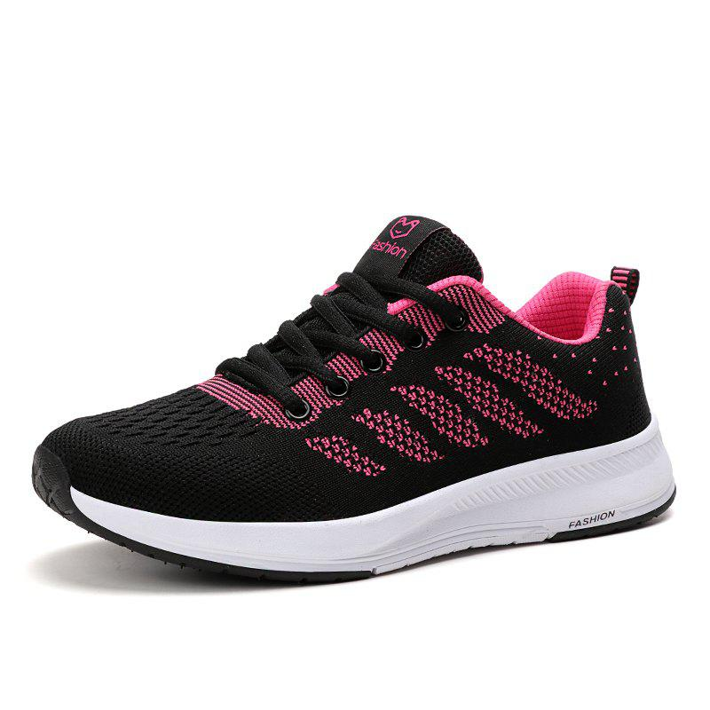 Store Women'S Sneakers Lightweight Flying Surface Breathable Running Shoes