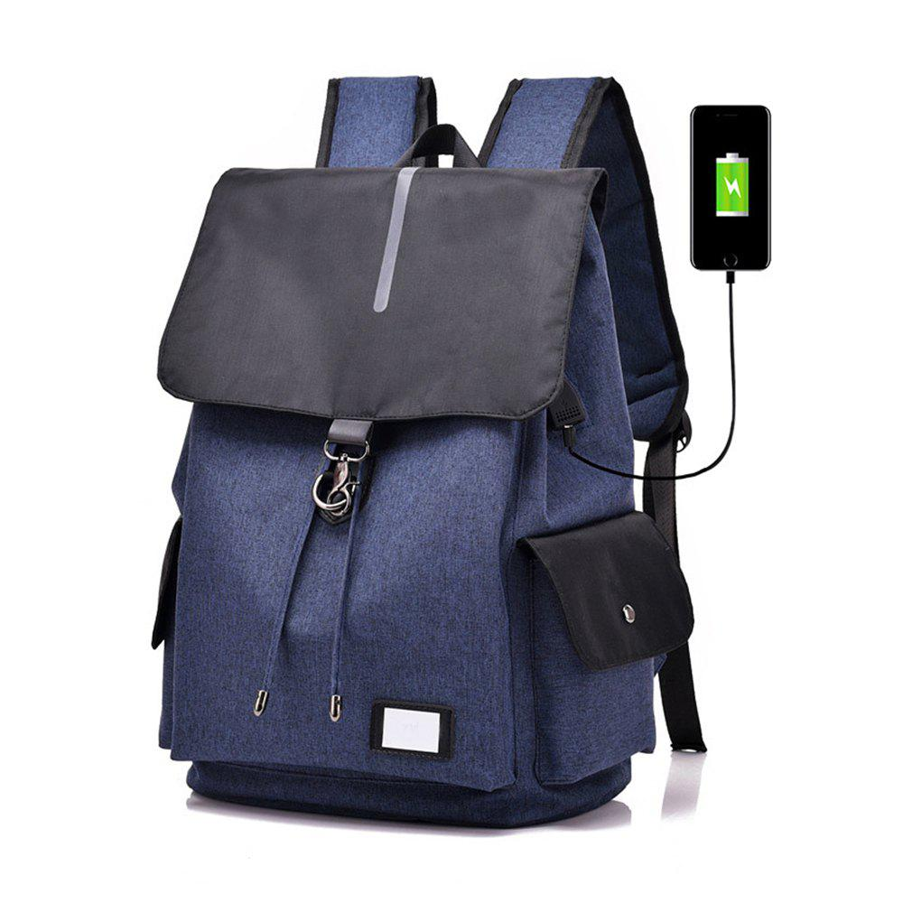 Store New Oxford Men'S Business Computer Bag Leisure Bag Travel Backpack