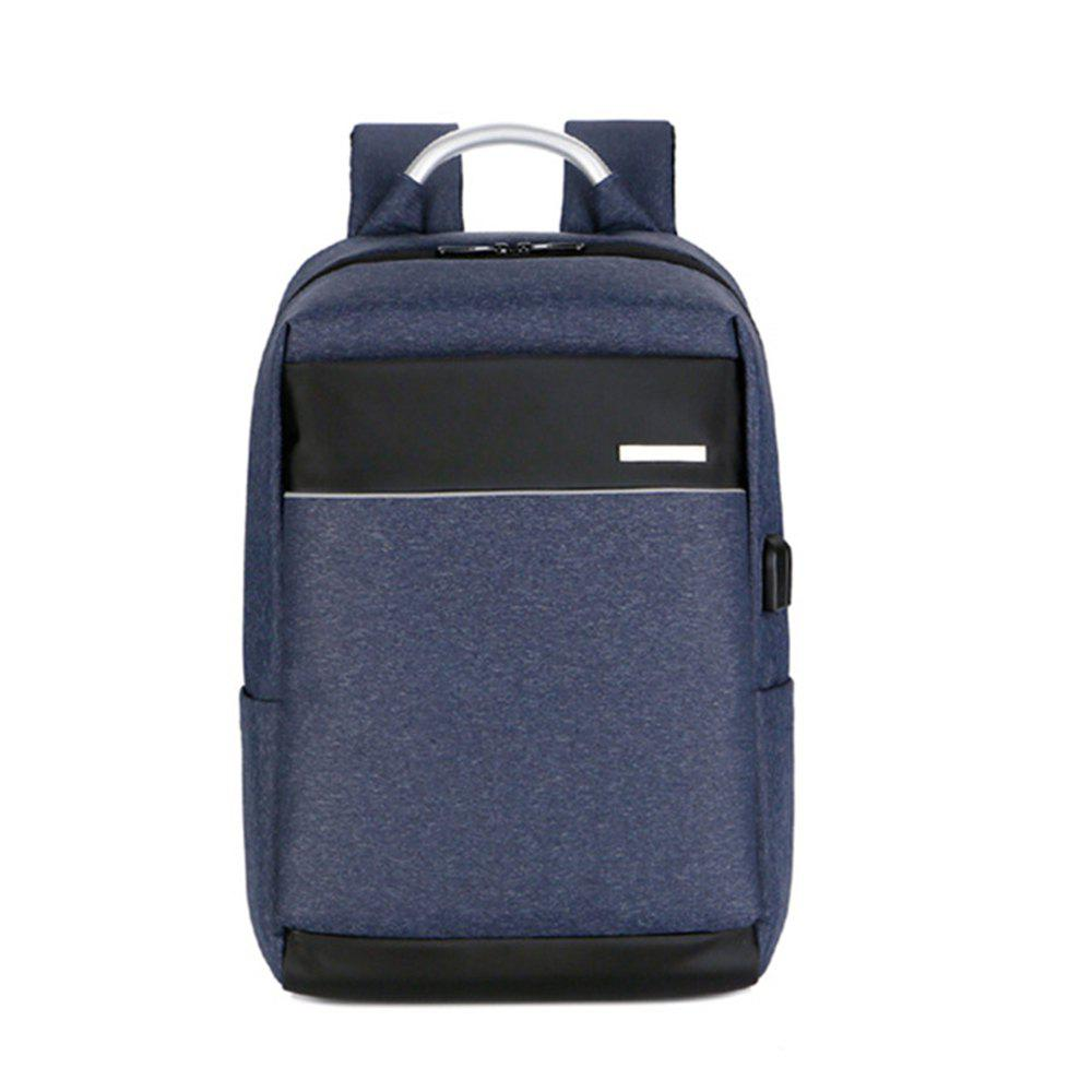 Store Men'S USB Charging Leisure Backpack Business Computer Bag Travel Backpack