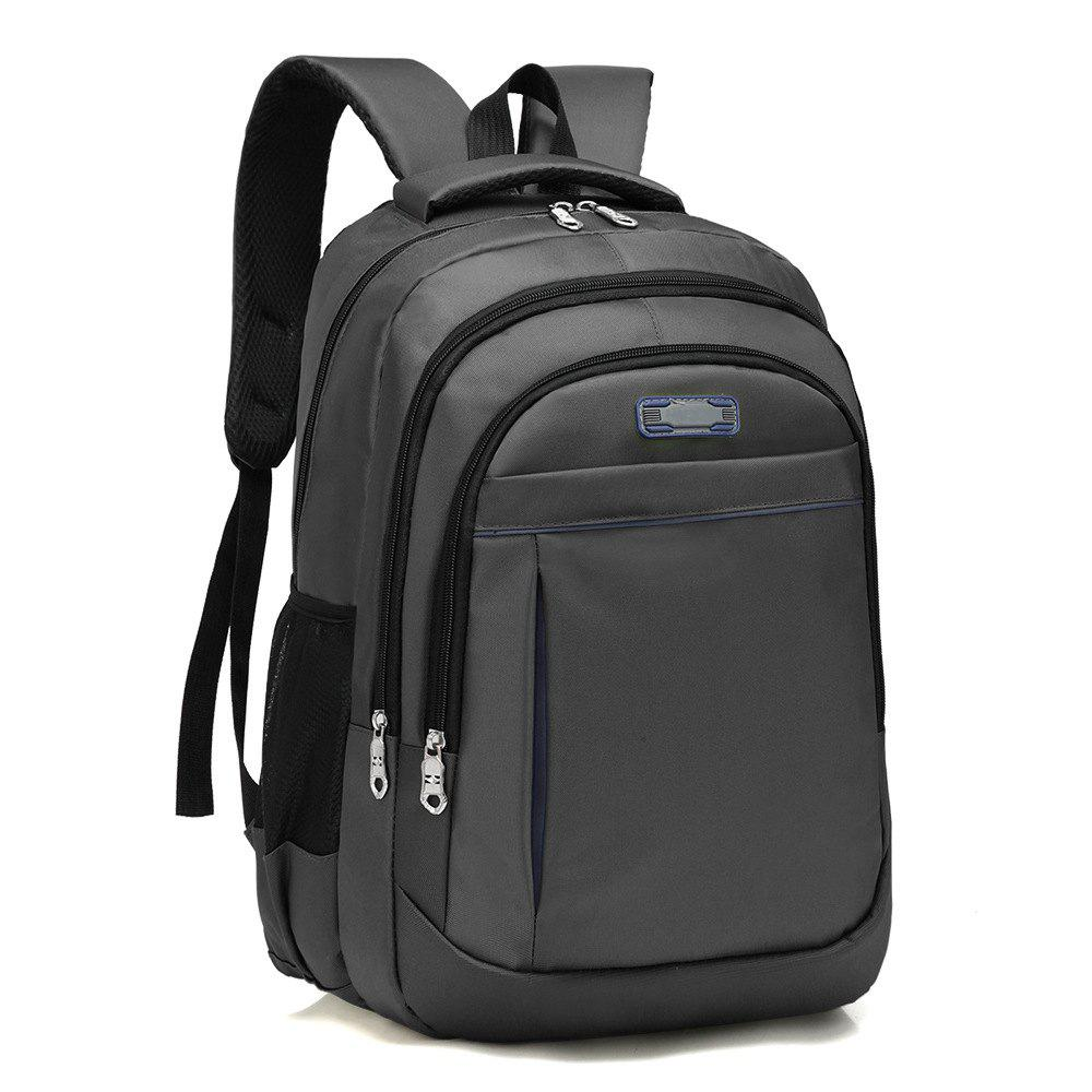 Outfit Breathable Wear-Resistant Waterproof Backpack Large Capacity Computer Bag