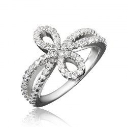 Elegant Charm Ring for Women Wedding Jewelry High Quality Lover Girlfriend Gift -