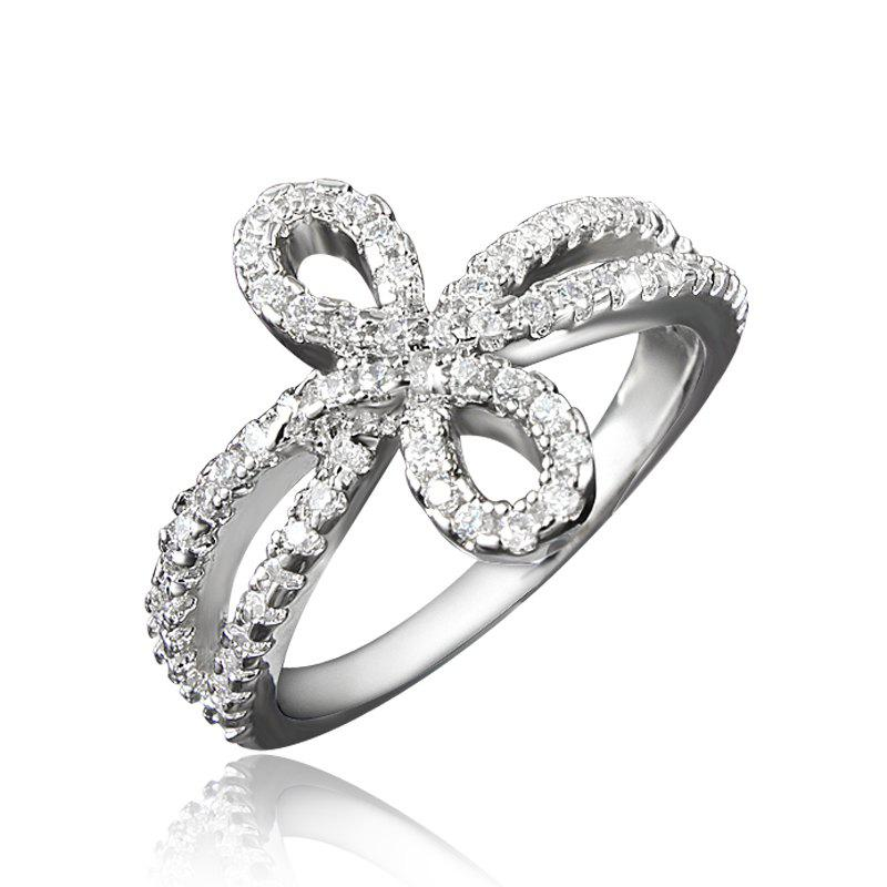 Trendy Elegant Charm Ring for Women Wedding Jewelry High Quality Lover Girlfriend Gift