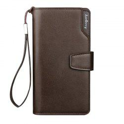Baellerry Men Wallets Men Purse Portefeuille Casual -