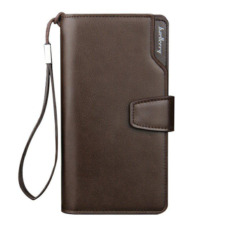 Baellerry Men Wallets Men Purse Portefeuille Casual