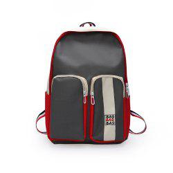 Outdoor Leisure Large Capacity Travel Bag Mountaineering Bag -