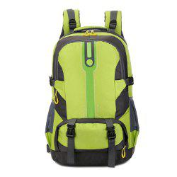 Waterproof Outdoor Sports Bag 50L Large Capacity Travel Mountaineering Bag -