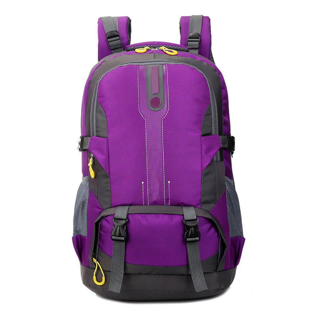 Discount Waterproof Outdoor Sports Bag 50L Large Capacity Travel Mountaineering Bag
