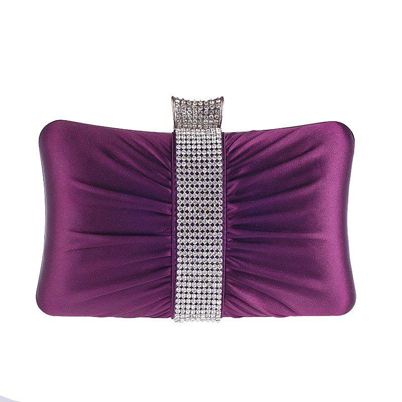 Unique Classic Set Auger Dinner Bag Hand Bag Pillow Type Small Package