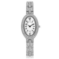 Simple Flow Bead Fashion Women'S Fashion Wrist Watch -