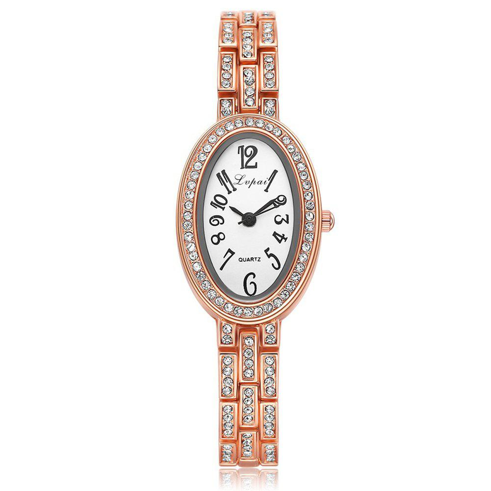 Shop Simple Flow Bead Fashion Women'S Fashion Wrist Watch