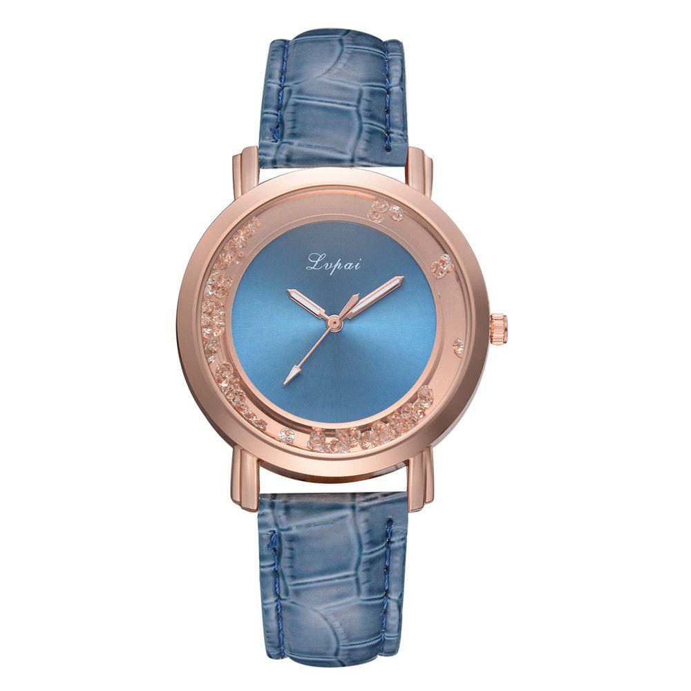 Trendy Women Fashion Quicksand Wrist Watch Quartz Watch