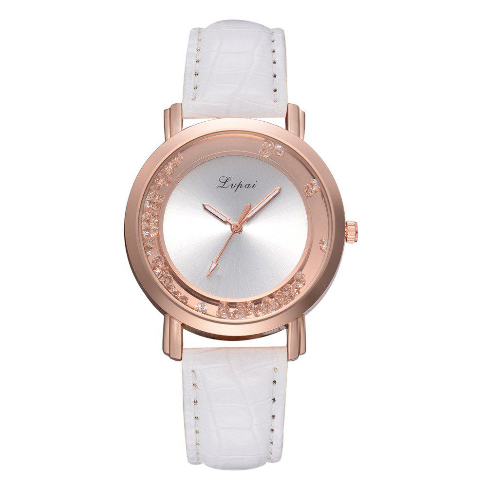 Affordable Women Fashion Quicksand Wrist Watch Quartz Watch