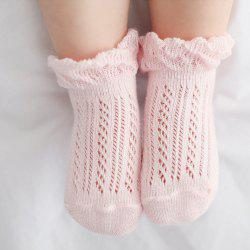 1 Pair of Mesh Lace Princess Socks -