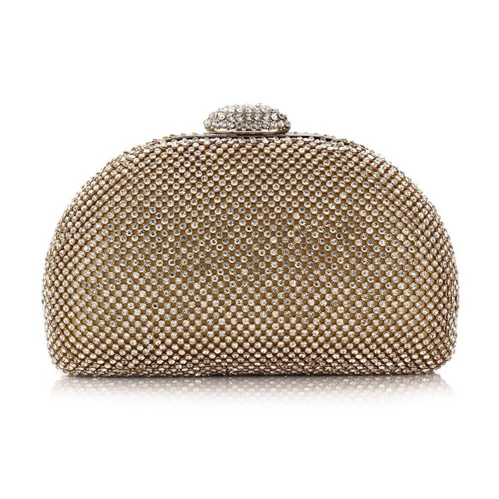 Fancy Fashion Ladies Hand Bag Europe and The United States Set Auger Dinner Packages