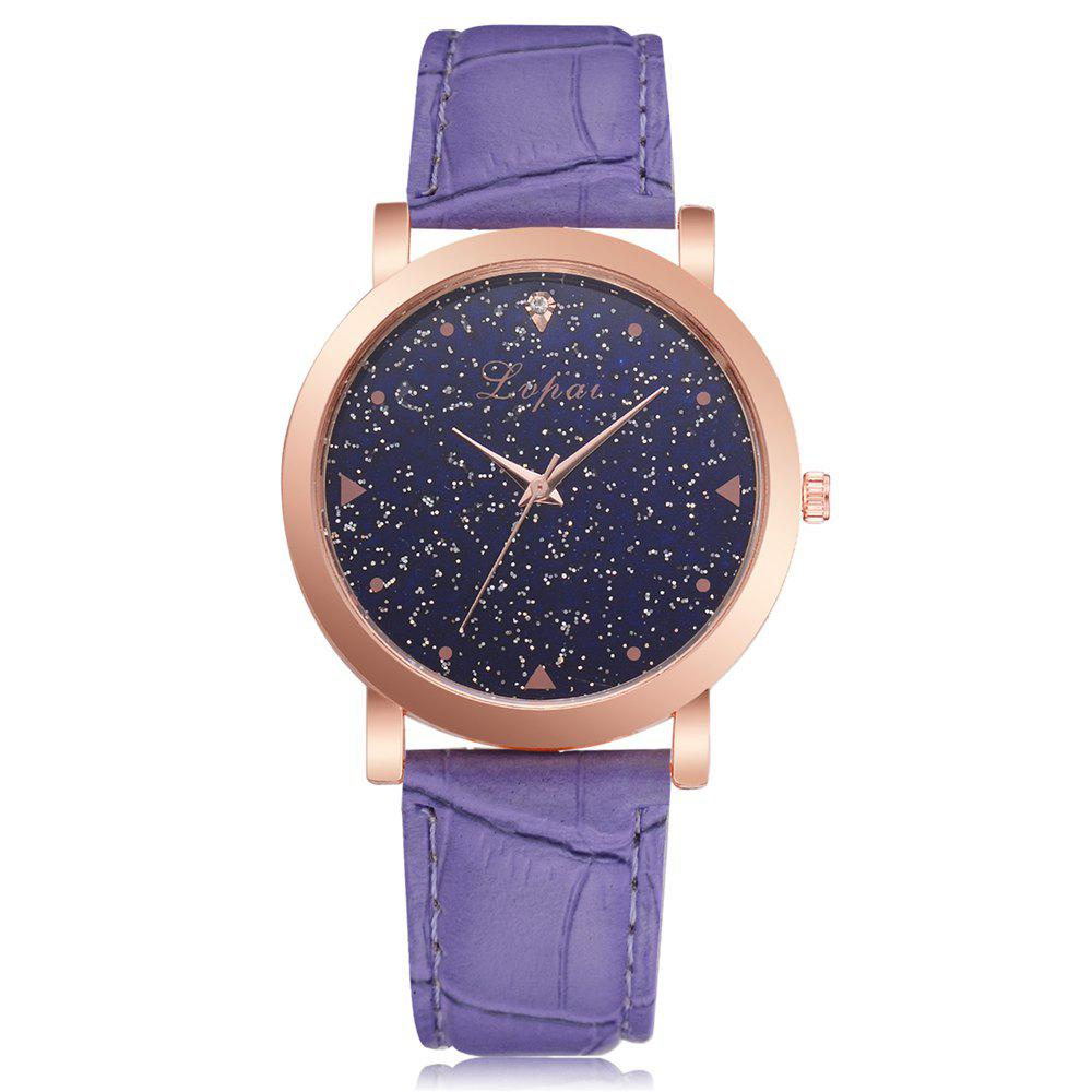 Affordable Neutral Romantic Star Fashion Quartz Watch Dress Watch