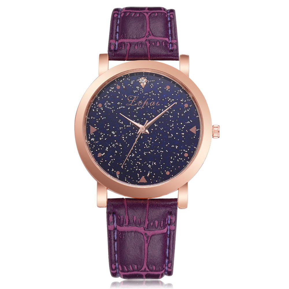 Shops Neutral Romantic Star Fashion Quartz Watch Dress Watch