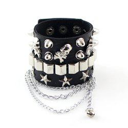 Chain Charms Bangles And Bracelet -