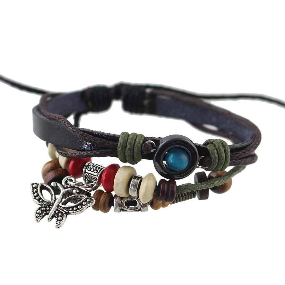 Hot Beads Adjustable Bracelets