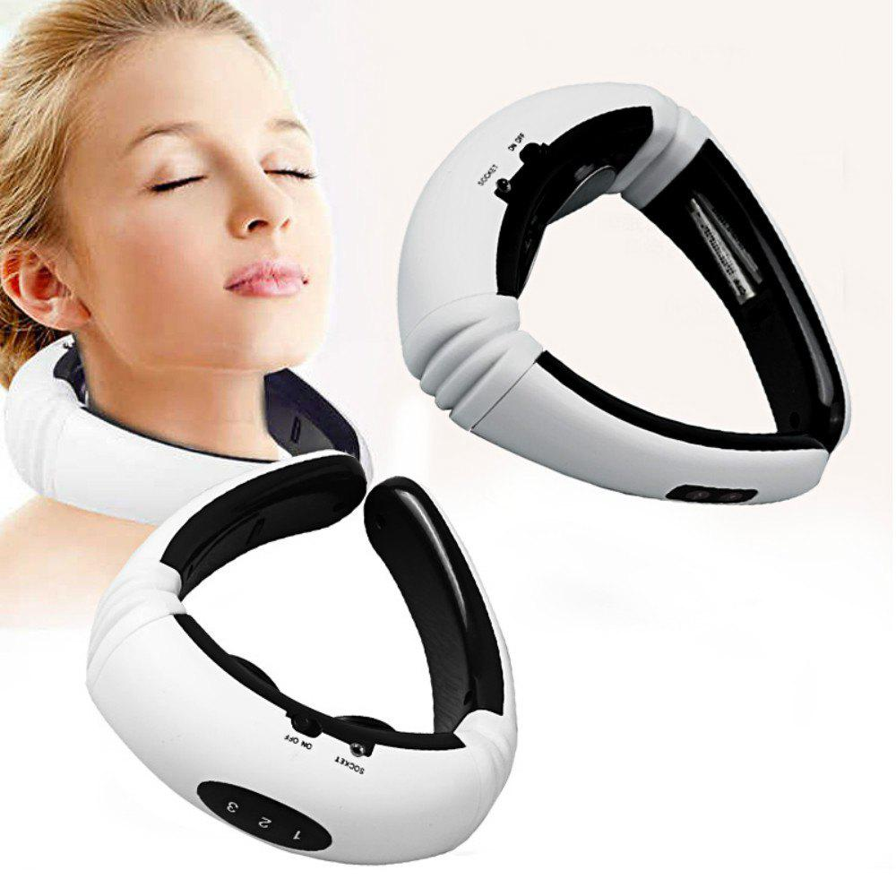 Trendy KL-5830 Electric Pulse Back and Neck Massager Far Infrared Heating Pain Relief