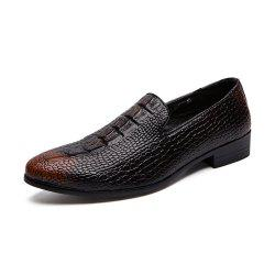 Men'S Spring Casual Leather Shoes -