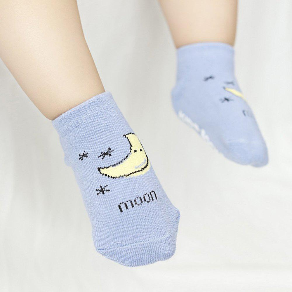 Cheap 1 Pair of Cotton Cartoon Baby Floor Socks