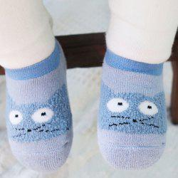 1 Pair of Baby Cotton Floor Socks -
