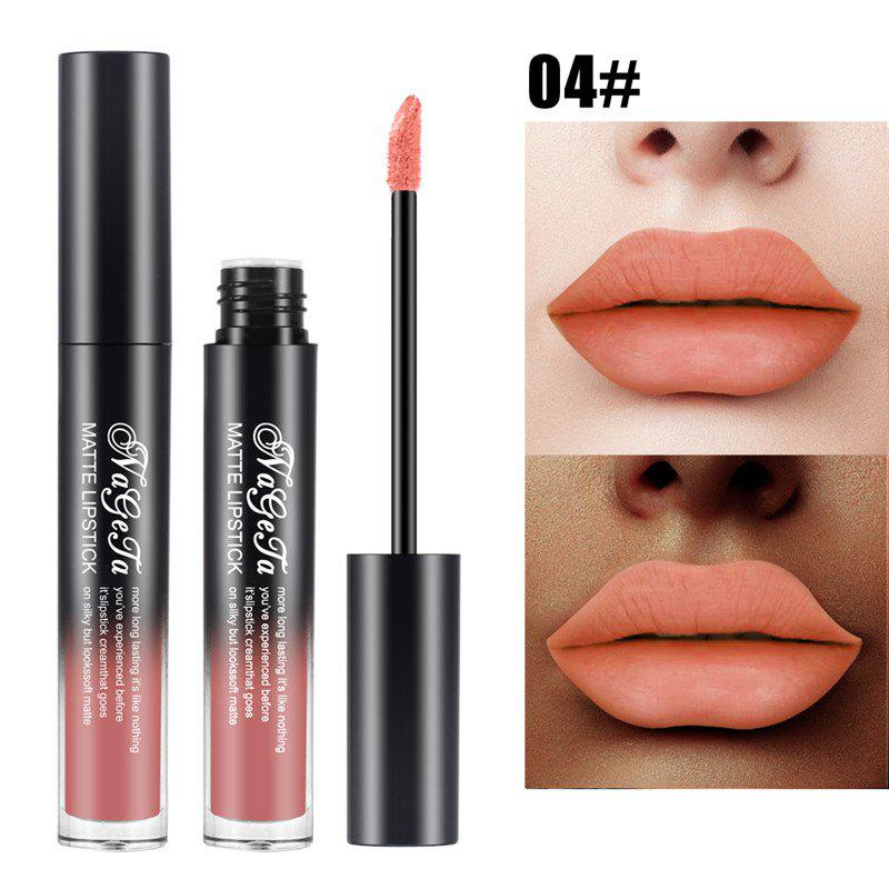 Cheap Non-Stick Matte Lip Gloss Long-Lasting Velvet Matte Liquid Lipstick