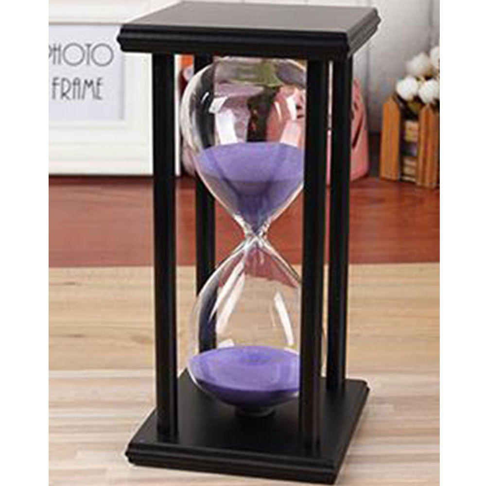 Shop Creative Home Crafts Wooden 5 To 60 Minutes Time Timer Hourglass Ornaments