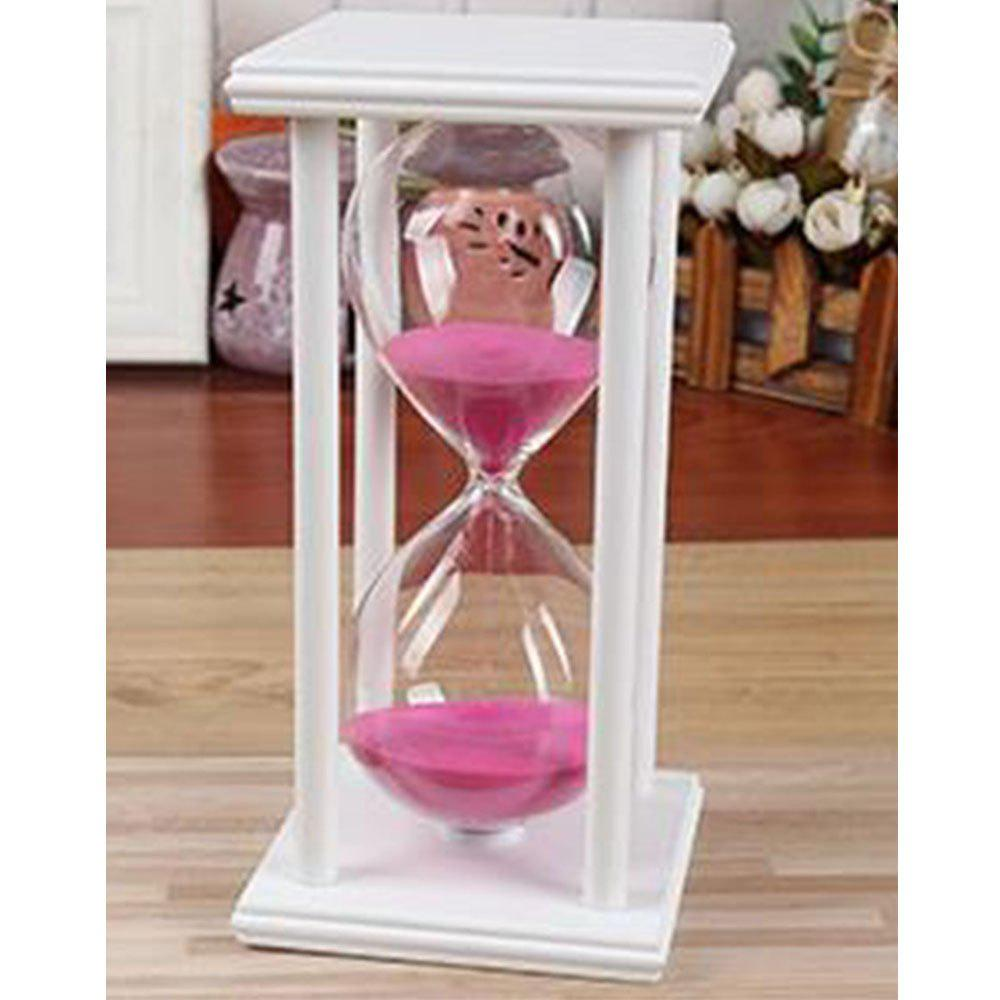 Shops Creative Home Crafts Wooden 5 To 60 Minutes Time Timer Hourglass Ornaments