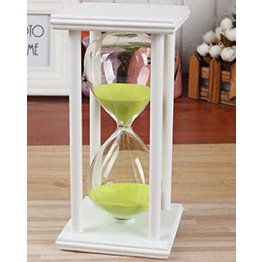 Buy Creative Home Crafts Wooden 5 To 60 Minutes Time Timer Hourglass Ornaments