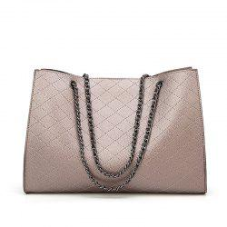 New Fashion Diamond Chain Mother Bag Shoulder Bag/Office/ Career/Daily -