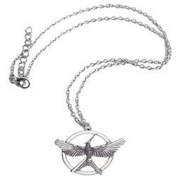 Creative Men's Fashion Mock Bird Necklace -