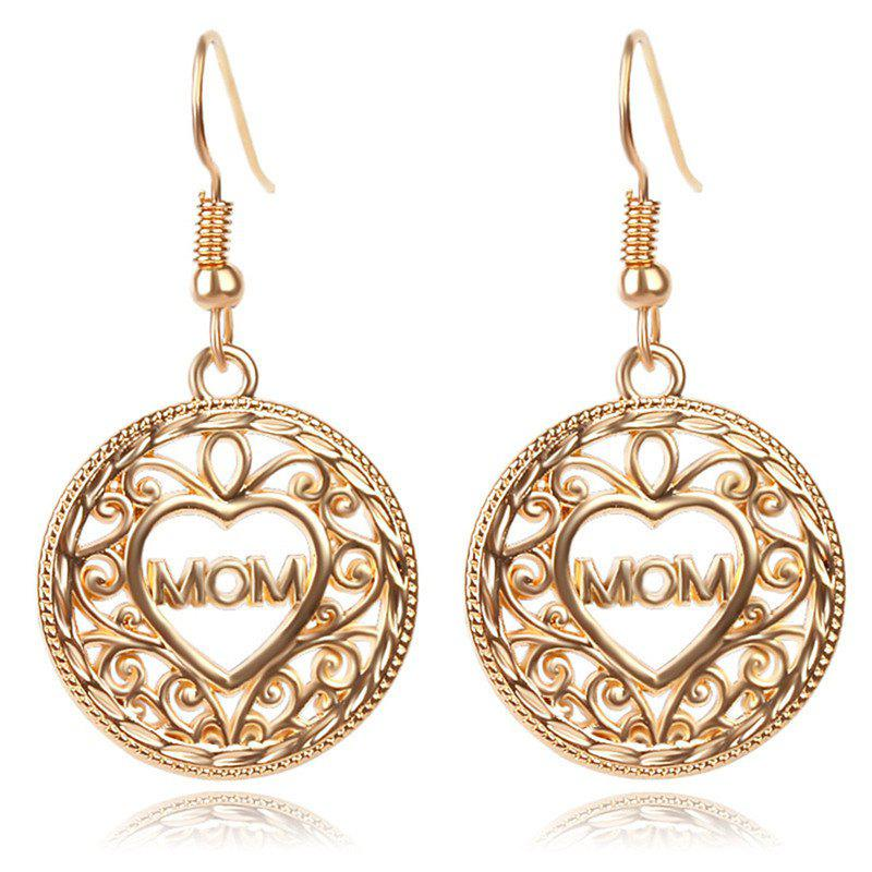 Cheap Ethnic Style Fashion Lady's Mom  Earrings