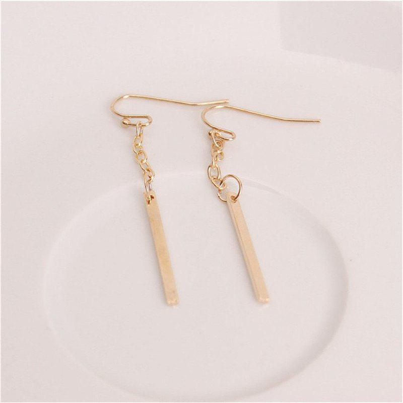 Store Simple Fashion Lady Chain Earrings