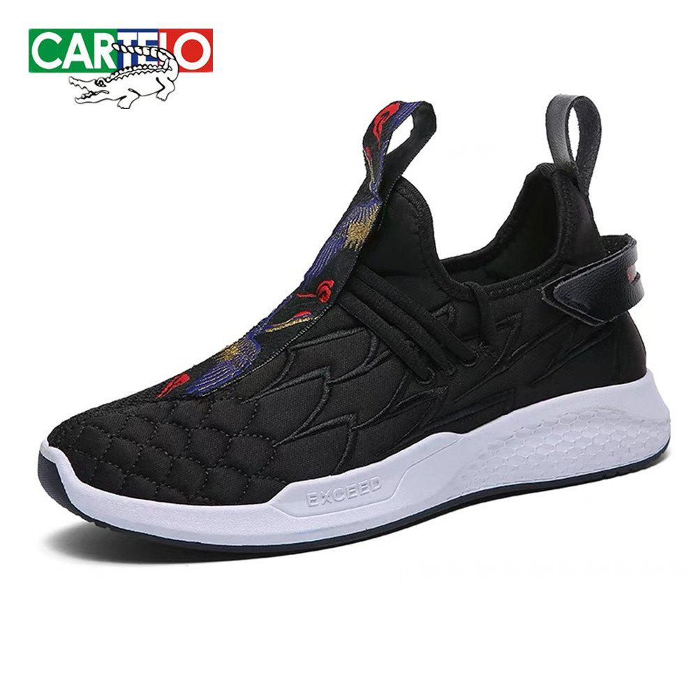 New CARTELO Men's Fashion Sportswear Shoes