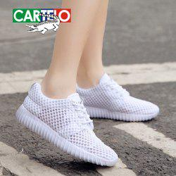 CARTELO Women's Fashion Breathable Casual Shoes -