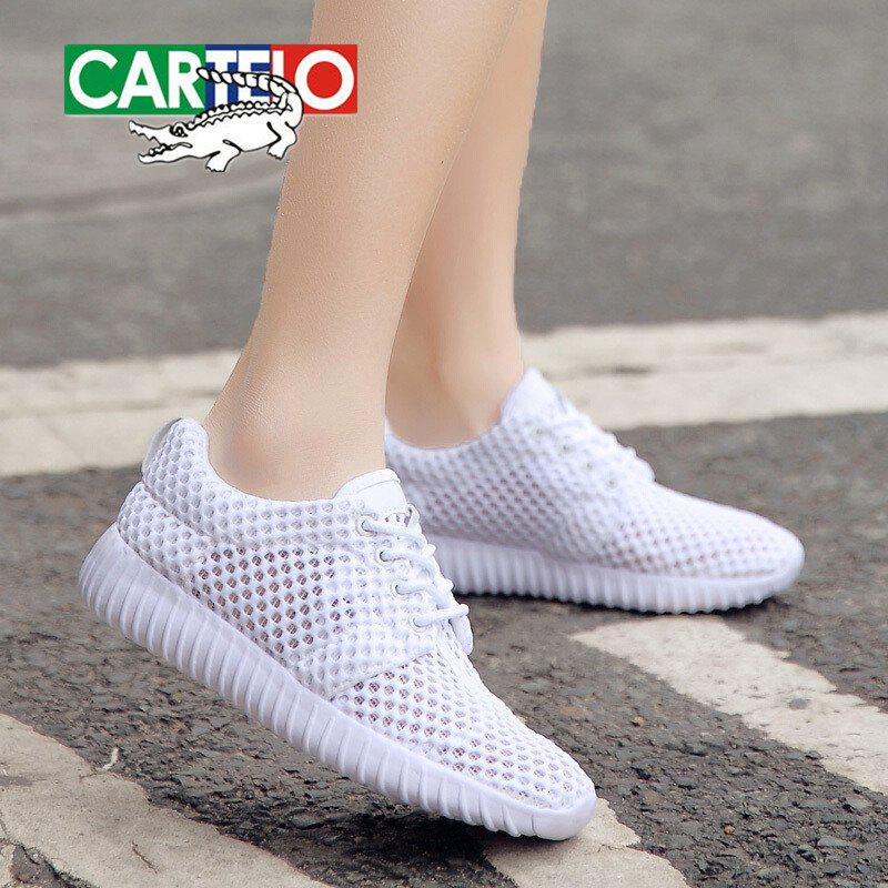 Best CARTELO Women's Fashion Breathable Casual Shoes
